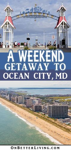 Founded in the resort town of Ocean City, Maryland is famous for their beach and their mil Beach Vacation Checklist, Beach Vacation Meals, Beach Vacation Outfits, Vacation Places, Vacation Destinations, Dream Vacations, Weekend Trips, Weekend Getaways, Love Photos