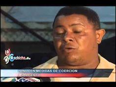 Conocen medidas de Coercion a Sargento #Video - Cachicha.com