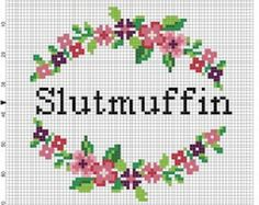 Suck it up, buttercup  Know someone whos whiny? Hurt? Suffering from man-flu? Seriously injured or sick? Tell them to get better in a funny way!  Modern cross stitch pattern is designed on 14 count Aida. It will run about 7x7  If you want to change the colours, I can help you, or just choose from what you want when you stitch to match your decor. This pattern will come with 2 different sized full colour patterns, for printing or viewing convenience, and a handy little tips and tricks…