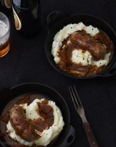 Bangers and Mash from House of Brinson