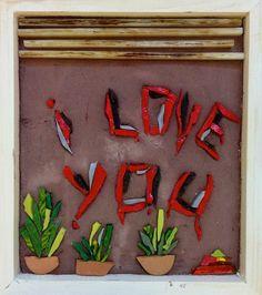 Mosaics, Luca Barberini via Koko Mosaico