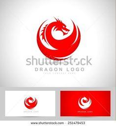 Dragon Stock Vectors & Vector Clip Art   Shutterstock