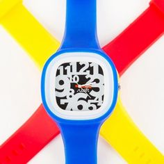 SWIFT Watches  Colorful Quality Time