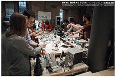 MAKlab - digital fabrication studio in Glasgow Digital Fabrication, Industrial Revolution, Glasgow, Tours, Studio, Photography, Fotografie, Study, Photograph