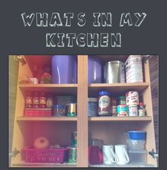 A post about my kitchen, tips & tricks to organize your pantry #kitchen #reshkitchen #tips #organzing #spices #rawstuff