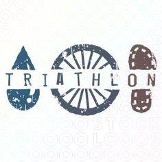 triathlon+sports+event+logo