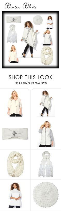 Winter White at Avenue by avenue365 on Polyvore featuring Avenue
