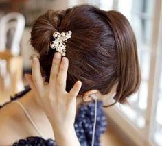 Fashion Style Sweet Bowknot Hair Band    $2.43