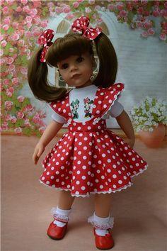 American Girl Doll Costumes, American Doll Clothes, Girl Doll Clothes, Girl Dolls, Friends Fashion, Kids Fashion, Doll Fancy Dress, Girls Dresses Sewing, Our Generation Dolls