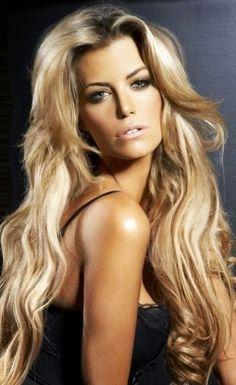 Divine Beauties: Blonde beauty