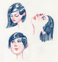 Ericka Luga illustration