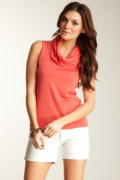 Bask Atelier Cutout Shoulder Sweater    $79