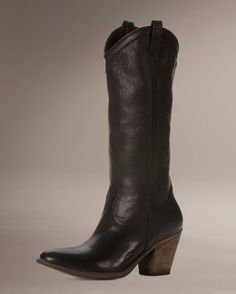 Women's Taylor Pull On Boot - Black