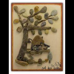 """4 kedvelés, 1 hozzászólás – A kő lelke - The soul of stone (@akolelkethesoulof) Instagram-hozzászólása: """"A mai meseház egy kedves ismerősnek készült. #papptimi #akőlelke #kavicsképek #kavicsművészet…"""""""
