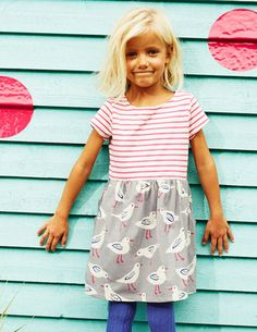 226919f20bcf Spring Collection  BodenClothing is utterly adorable!! Check out this  Hotchpotch Jersey Dress in