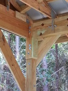 storage shed on Pinterest | Sheds, Barn Doors and Post And Beam