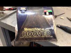 Hoover steamvac repair
