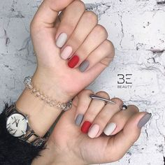 The Best Fall Nail Polish Colors - Fall/Winter Nails Inspo Fall Nail Polish Colors: Our beauty editor breaks down which shades to try this fall, so your nails can keep up with the hottest trends. Nails Polish, Nail Polish Colors, Matte Nails, Pink Nails, Gel Nails, Acrylic Nails, Pink Manicure, Diy Sharpie, Nagellack Design