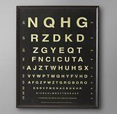 Vintage Eye Chart