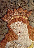 William Morris Illustration From Geoffrey Chaucer's Legend of good Women