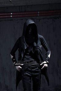 men's dark fashion