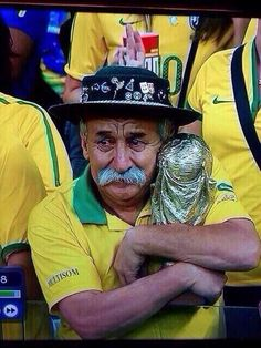 Mundial Brasil 2014  sniff! Brazil lost in semifinals agaist Germany 7-1  World Cup 2014