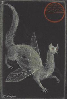 "Leonora Carrington ""Myth of 1,000 Eyes"""