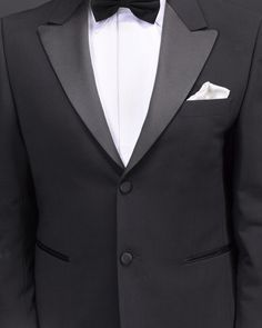 Tuxedo - Provided by Time Article