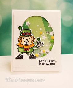 Card by PS GDT Kimberly Wiener using PS  A Magical Spring stamps/dies, Ovals 1 dies