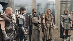 One of my favorite movies of all time! King Arthur with Clive Owen ❤ King Arthur Movie 2004, Ray Stevenson, Sky Cinema, Roi Arthur, Merlin Cast, Clive Owen, Warrior King, The Last Kingdom, Period Movies