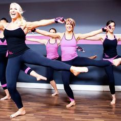 Piloxing + 5 Other Celebrity Workout Trends You'll Actually Love via Brit + Co