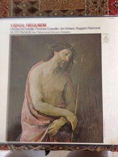 EMI J 165-02.037 (2LPs) stereo Nm VERDI Requiem CABALLE.COSSOTTO/BARBIROLLI 1971 #Requiem