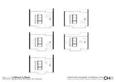 Lofthaus in Basel by Buchner Bründler Architekten | Collective Housing Atlas