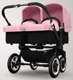 Baby Girl Strollers, Twin Strollers, Baby Prams, Double Baby Strollers, Twin Pram, Twin Cribs, Twin Babies, Twins, Baby Girls