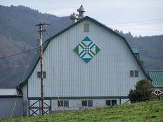 Tillamook Quilt Trail & Other Quilt Barns | Quilts, Quilts, Quilts ... : tillamook quilt trail - Adamdwight.com