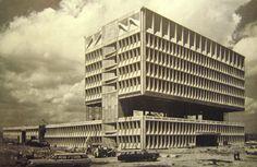 Pirelli Building New Haven, CT 1969 Marcel Breuer