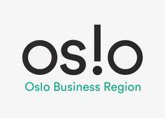 Nuevo logo de Oslo Business Region, por Metric