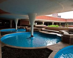 Johnson Wax Headquarters: The Most Famous Designs Of Frank Lloyd Wright