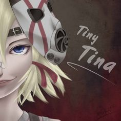 [FA]Tiny Tina from Borderlands 2 by negativeFF on DeviantArt