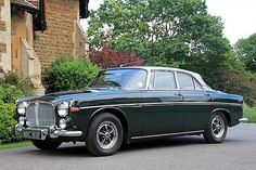 1967 Rover Coupe (Just Miles) For Sale, 26500 First of the most sought after litre models which successfully matched the smooth, strong ex- Bu Car Rover, Rover P6, Auto Rover, Old Cars, Cars And Motorcycles, Race Cars, Classic Cars, Automobile, Road Trip