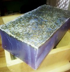Jabon de lavanda Lavender Soap, Home Decor, Soaps, Products, Health, Decoration Home, Room Decor, Home Interior Design, Home Decoration