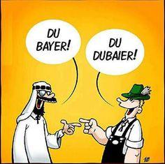 Du Bayer! - Einfach lustig.
