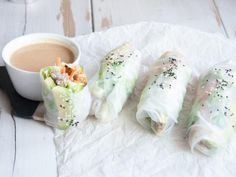 11 Delicious Ways to Make Gluten-Free Summer Rolls & Spring Rolls