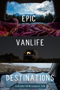Vanlife: Top Road Trip Destinations in the US. Find the top free camping spots in the united states. Camping Guide, Camping Spots, Beach Camping, Ludington State Park, Los Padres National Forest, The Wild Geese, Road Trip Destinations, Cool Vans, Us Road Trip