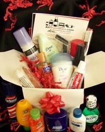 Travel Size items are so convenient!  Find all your favorite brands in a travel size at AllTravelSizes.com!