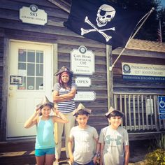 """Join us this upcoming Sunday, September for a discussion a book signing of """"Fate & Freedom"""" with Project 1619 Genealogist and Author, Kathryn Knight about Women Pirates; Piracy and African Americans. Cape Henry Lighthouse, Book Signing, African Americans, Pirates, Knight, Freedom, September, Sunday, Join"""
