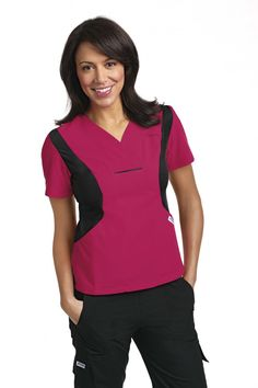 885d5f2b872 Comfortable and stylish this scrub top feels and looks amazing. Buy Scrubs,  Nursing Accessories