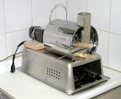 Homemade coffee roaster The Uglyroast