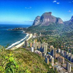 A city-wide rejuvenation effort has brought new vitality to Rio. Photo courtesy of viagem_etc on Instagram.