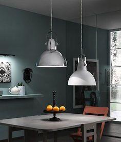 Lampada Industrial Vintage a Sospensione in Casa, arredamento e bricolage, Illuminazione da interno, Lampadari da soffitto | eBay